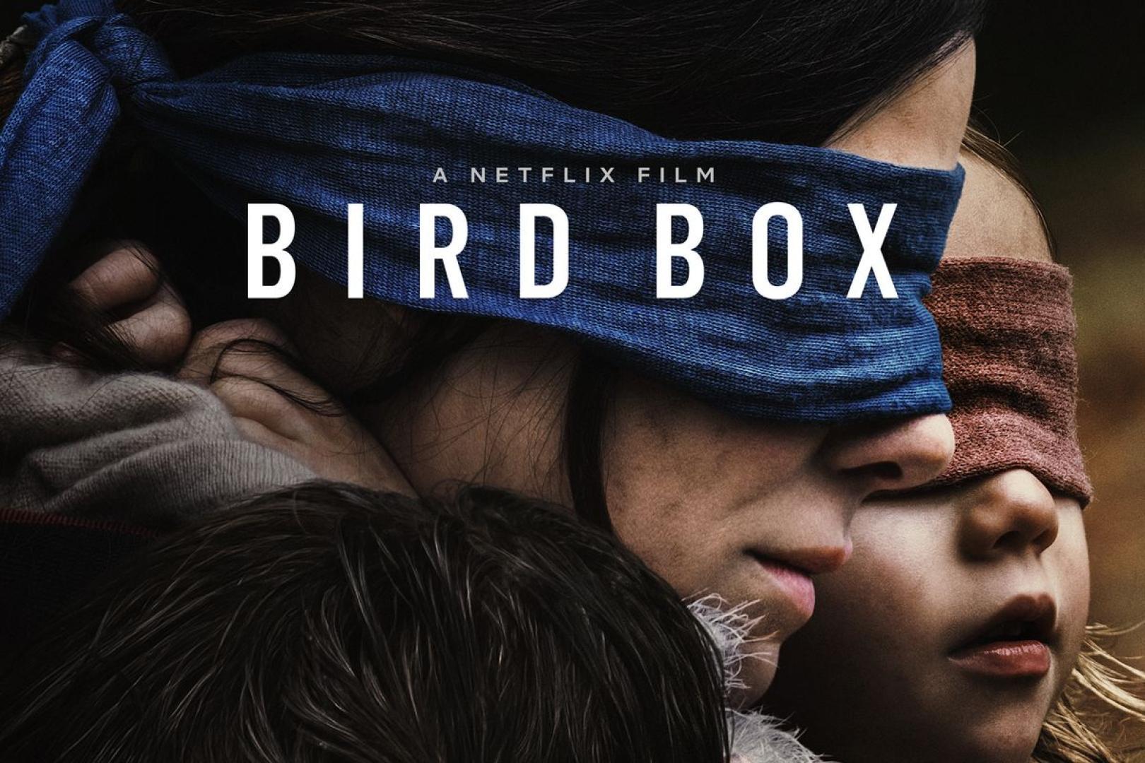 Bird Box trailer - látni veszélyes