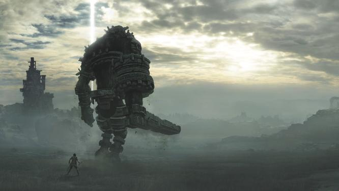 Shadow of the Colossus (2018) - Videójátékok