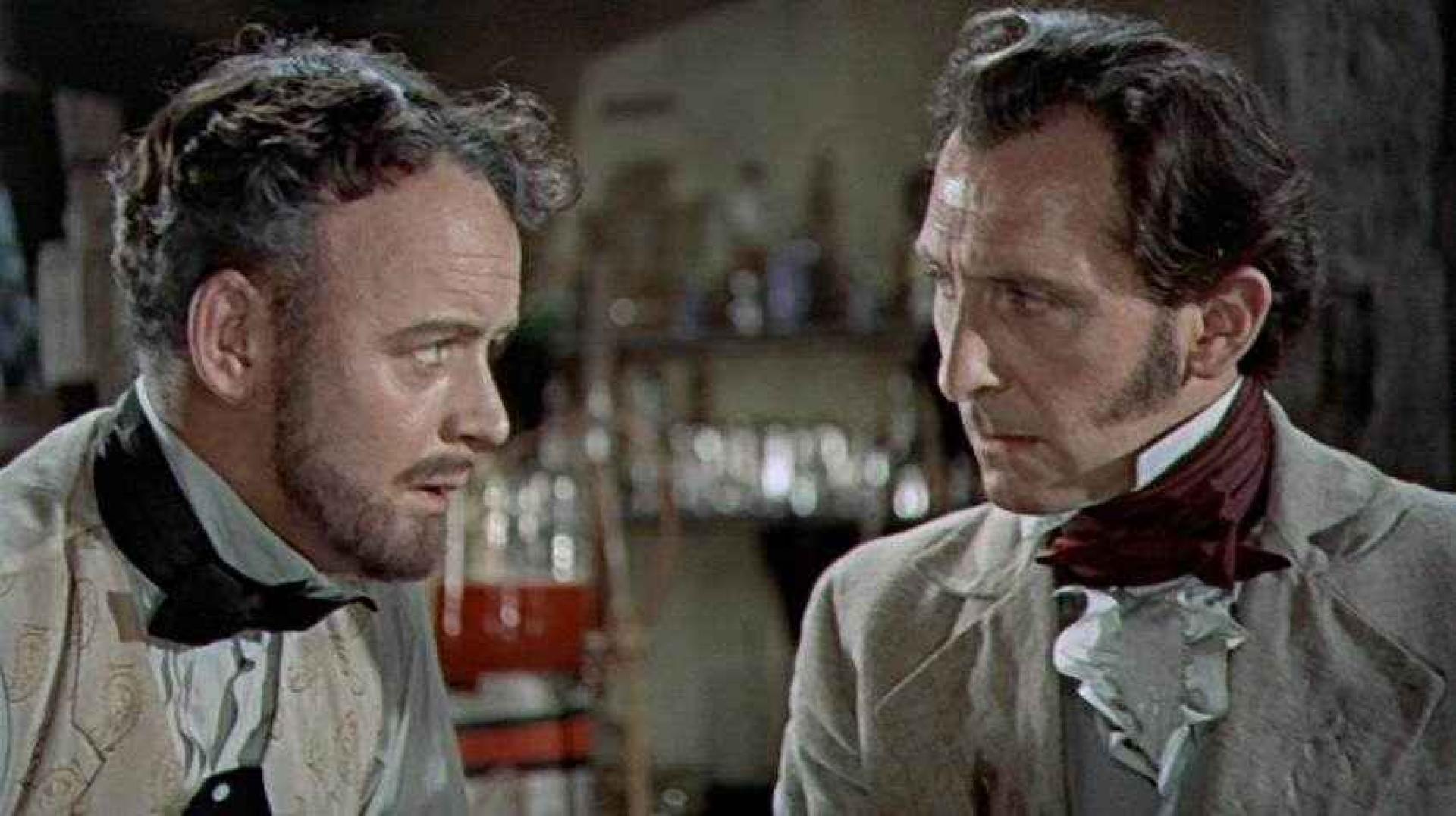 The Curse of Frankenstein - Frankenstein átka (1957) 1. kép