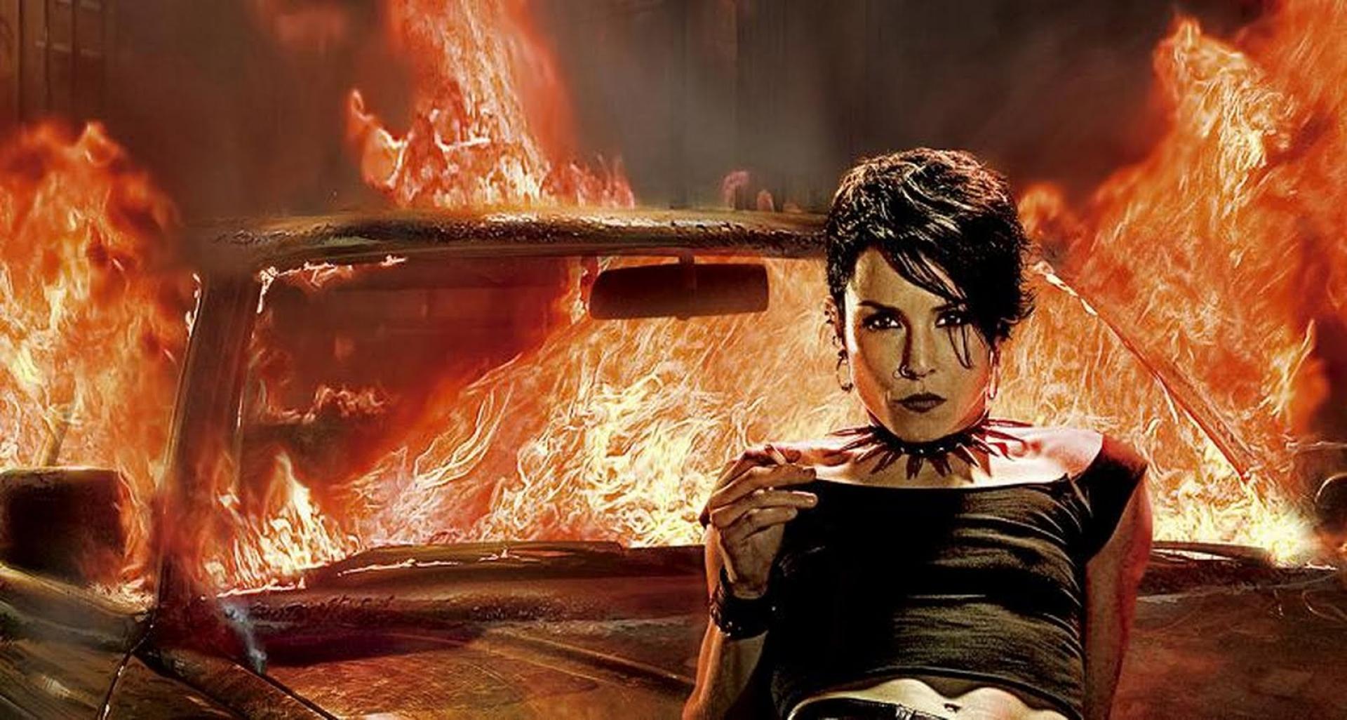 Északi extrém 7. - A lány aki a tűzzel játszik (2009)