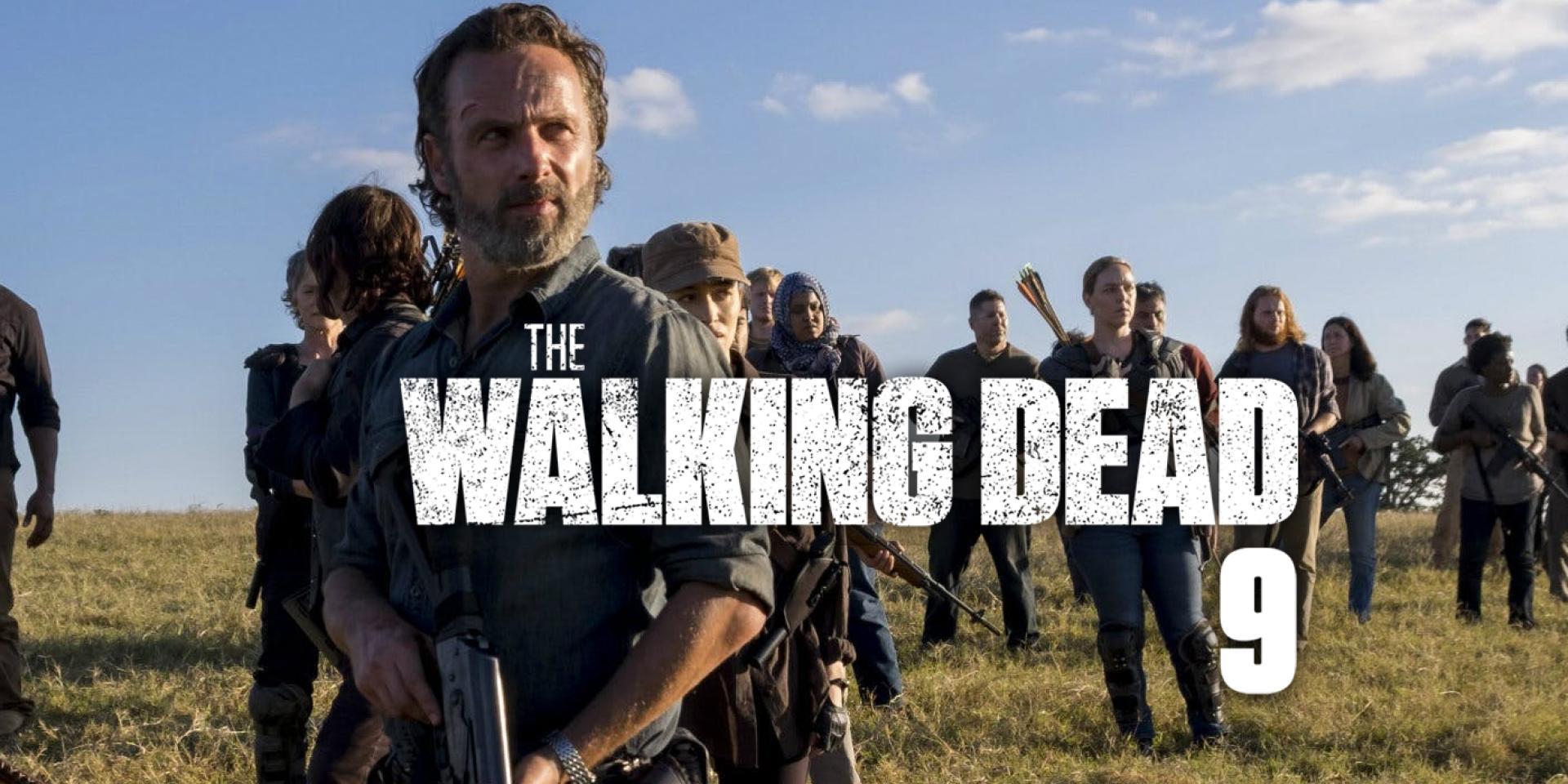 Befutott a The Walking Dead kilencedik évadának előzetese