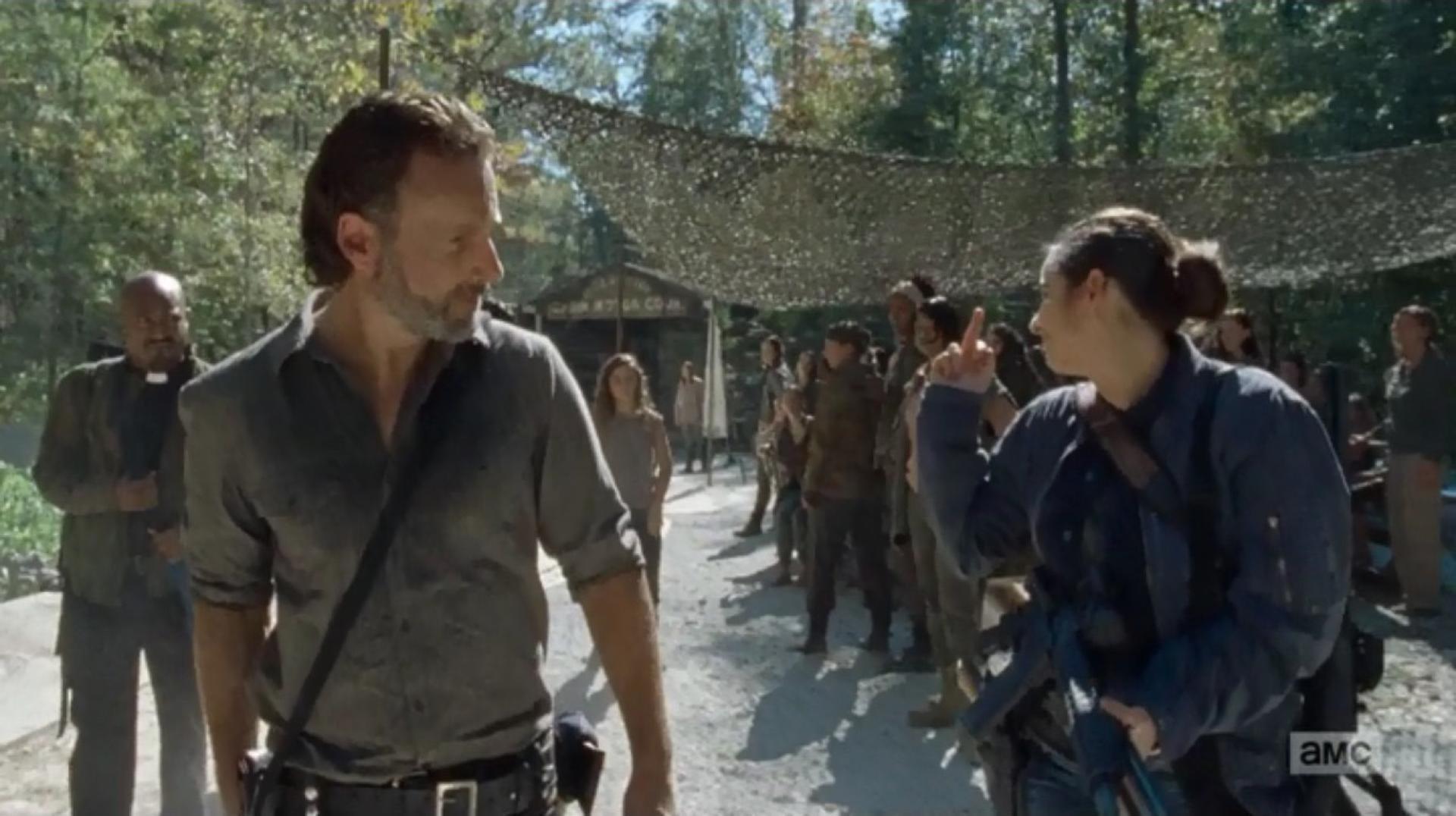 The Walking Dead 7x15 2. kép