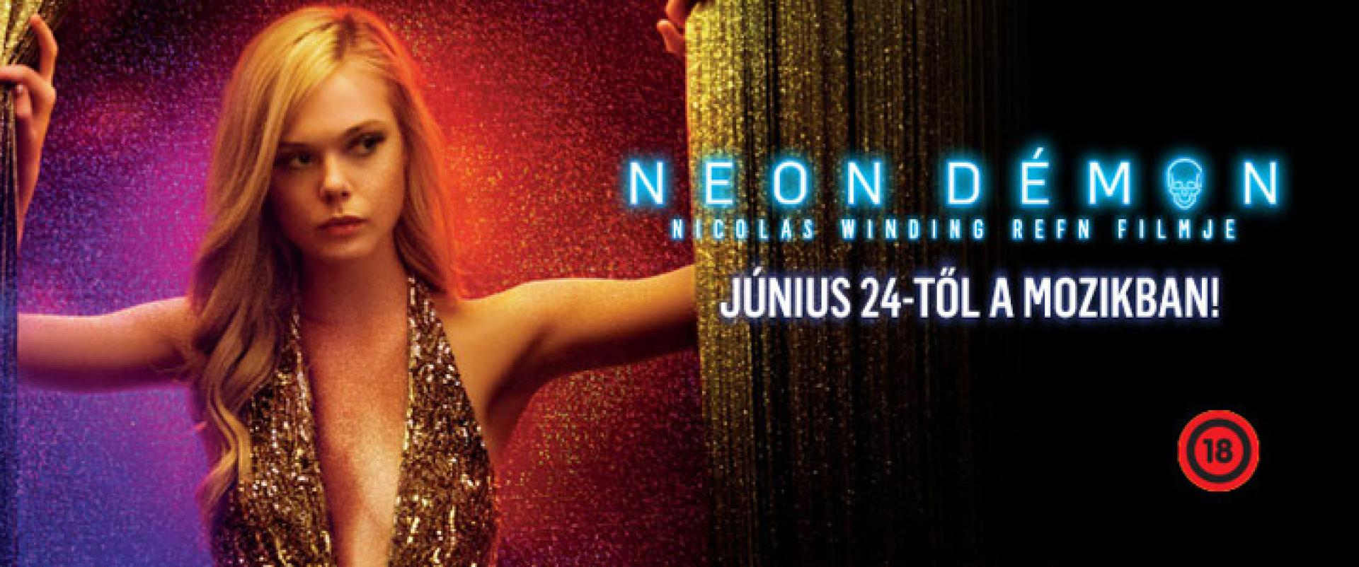 Neon démon (2016)