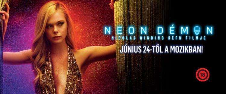 Neon démon (2016) - Thriller