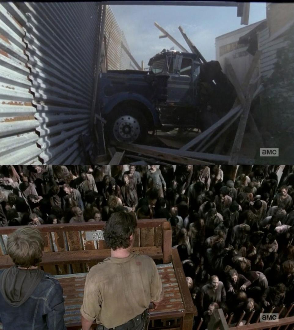 The Walking Dead képregény 14. kötet 12. kép