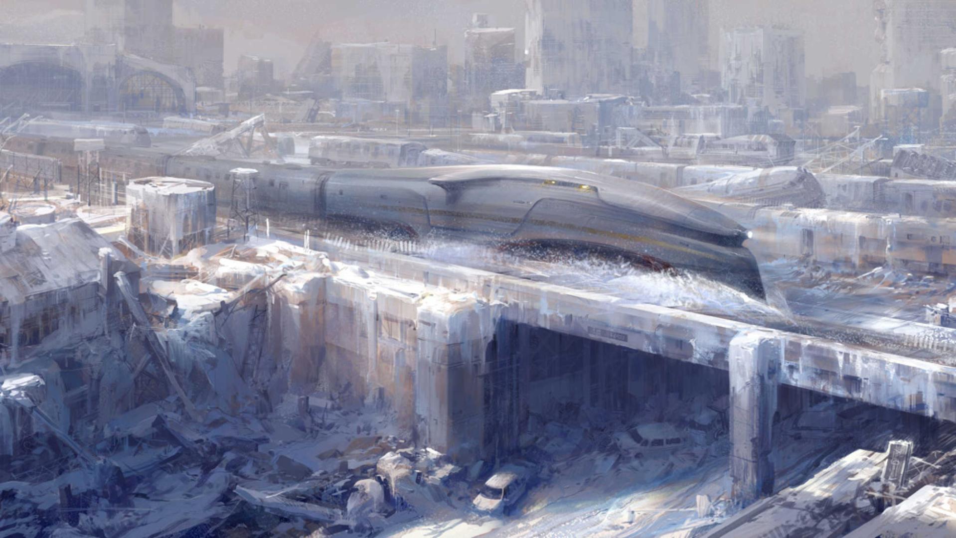 Snowpiercer 2. kép
