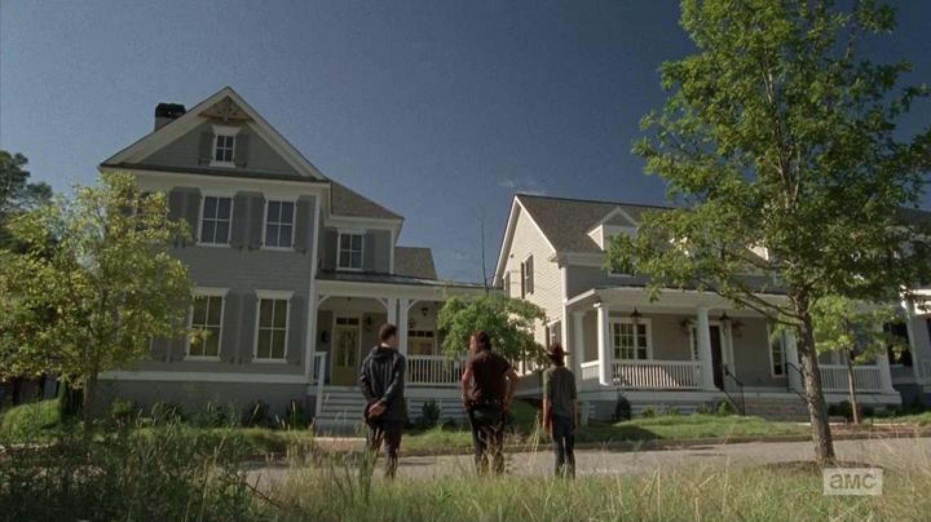 The Walking Dead 5x12 - Emlékek