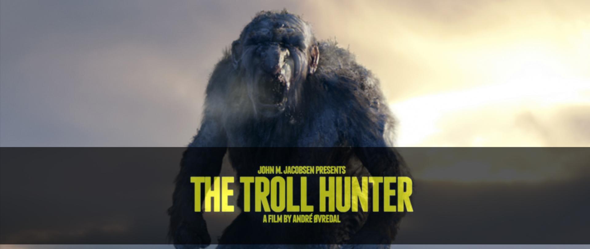 Trolljegeren - A trollvadász (2010)