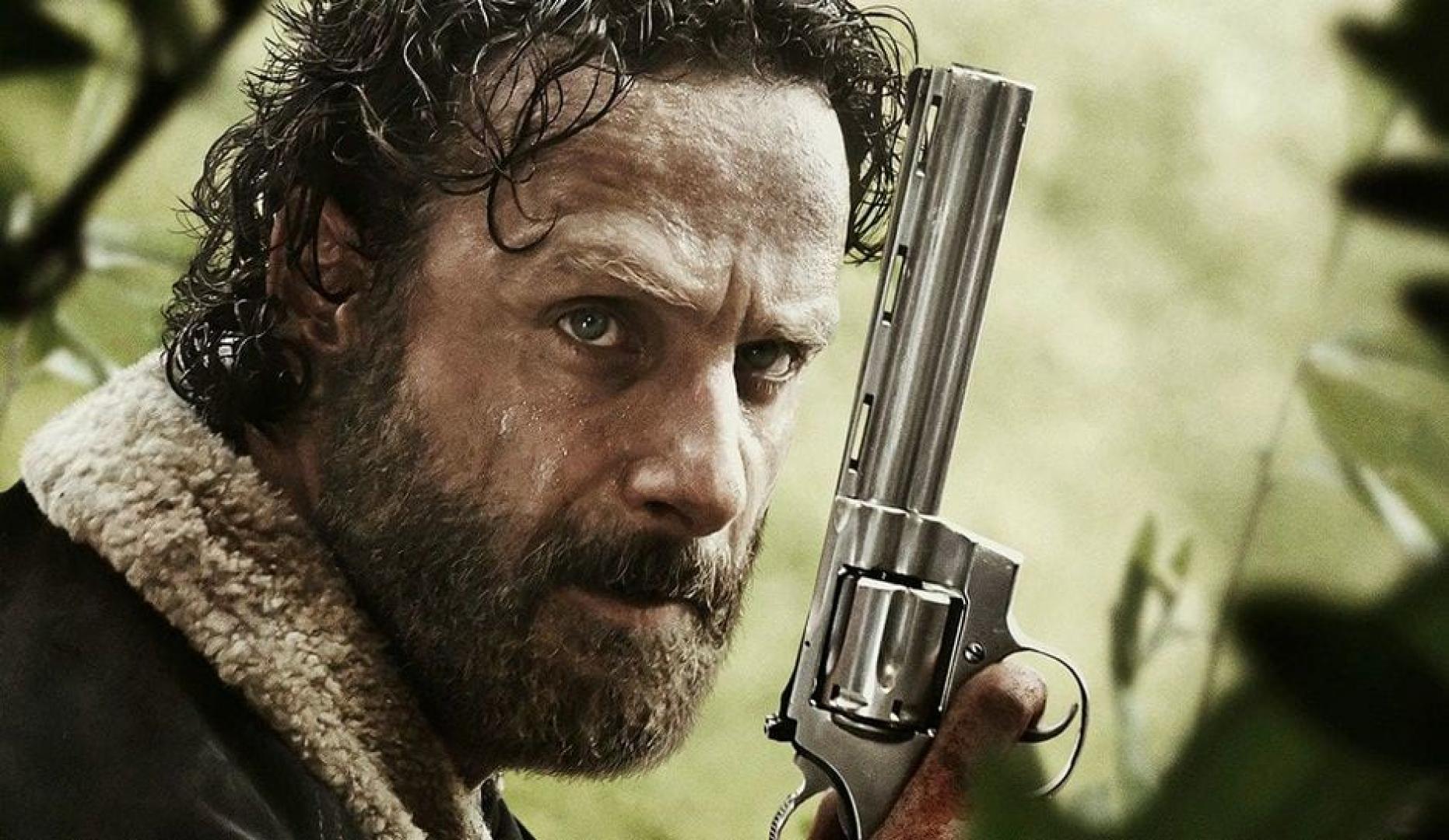 Nem akármelyik szereplő hagyja el a The Walking Dead fedélzetét