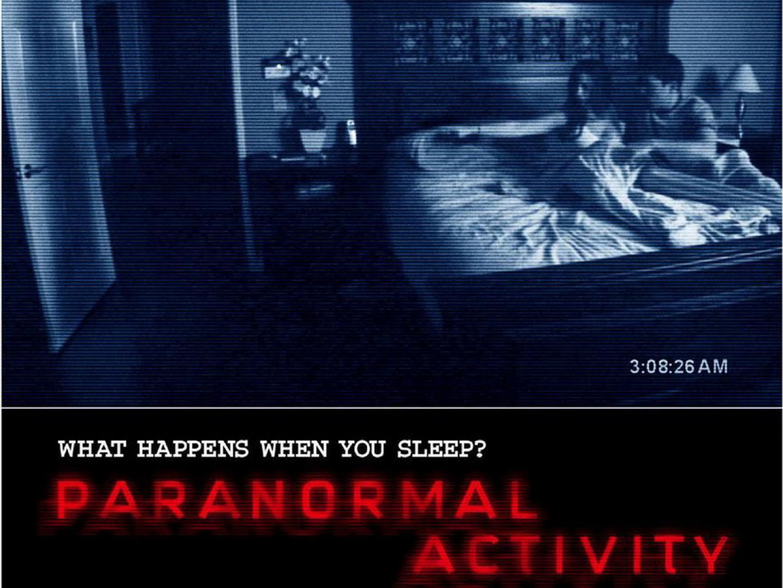 Paranormal Activity - Parajelenségek (2007)