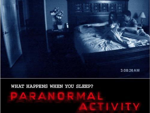 Paranormal Activity - Parajelenségek (2007) - Found footage