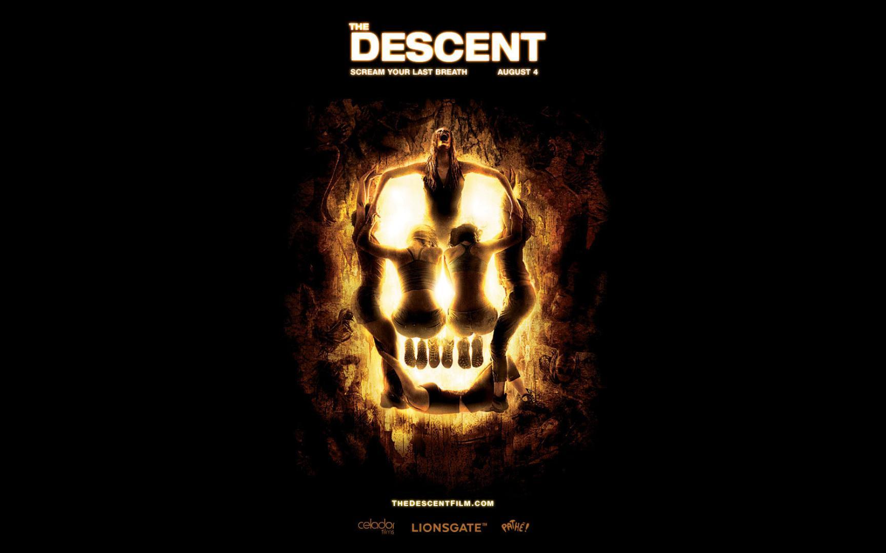 The Descent - A barlang (2005)