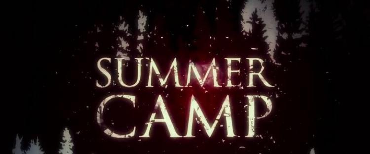Summer Camp (2016) - Vírus/parazita