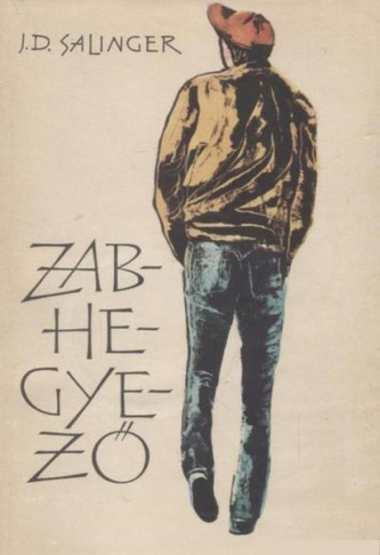 J. D. Salinger: Catcher in the Rye - Zabhegyező (1951) 1. kép