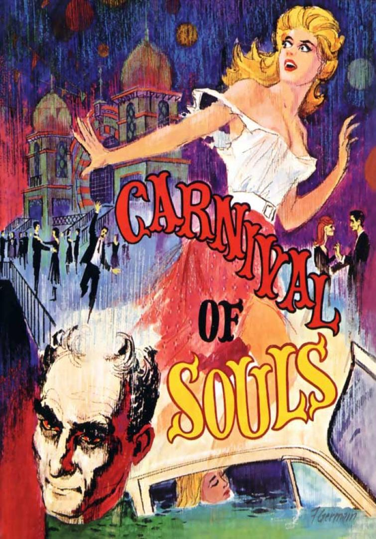 Carnival of Souls-poszter
