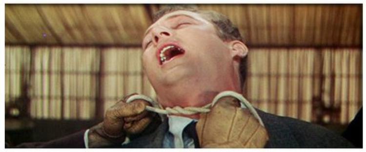 CreepyClassics VIII.  A kötél - Rope (1948) - CreepyClassics