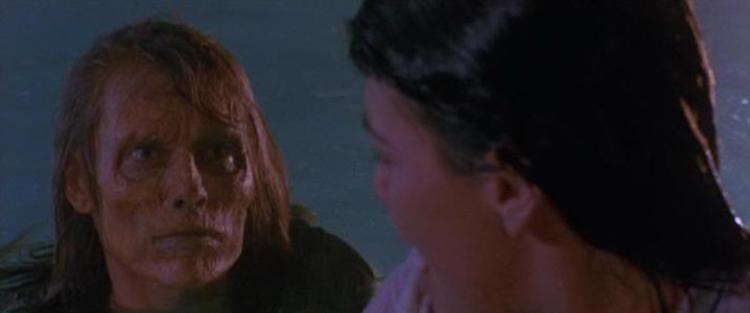 The Kiss (1988) - Vírus/parazita