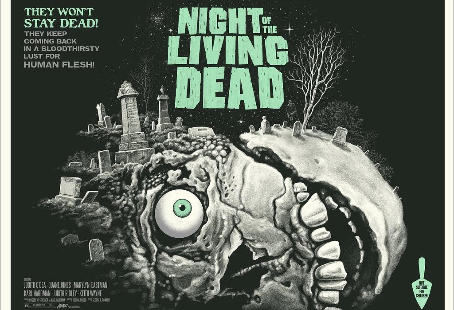 Night of the Living Dead - Az élőhalottak éjszakája (1968)