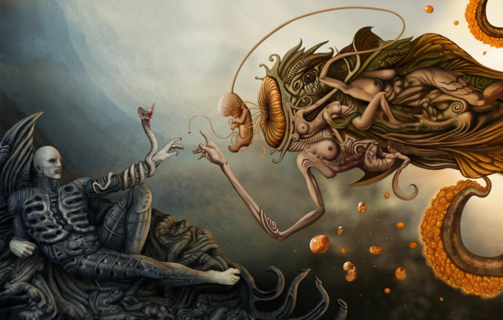Új Alien-faj lesz a Prometheus 2-ben