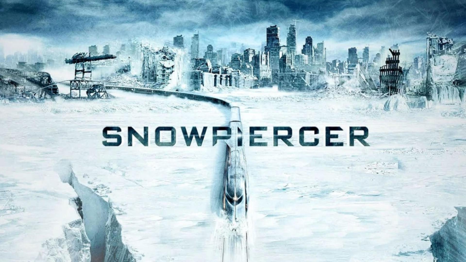 Berobogott a Snowpiercer sorozat előzetese