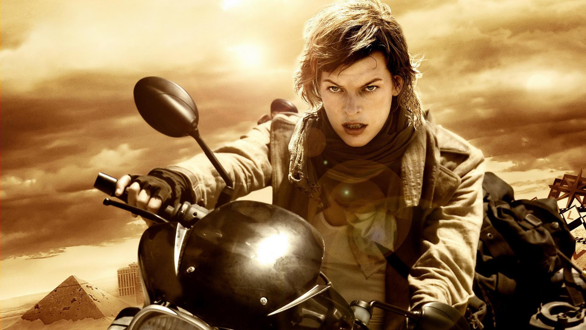 Resident Evil: Extinction - A Kaptár 3: Teljes pusztulás (2007)