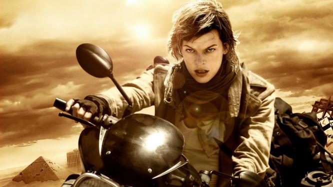Resident Evil: Extinction - A Kaptár 3: Teljes pusztulás (2007) - Zombi