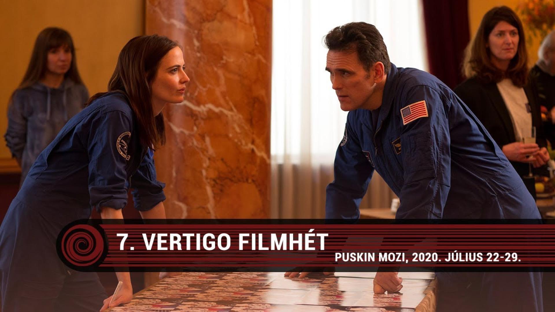 Vissza a moziba: 7. Vertigo Filmhét a közelmúlt és a közeljövő sikerfilmjeivel!