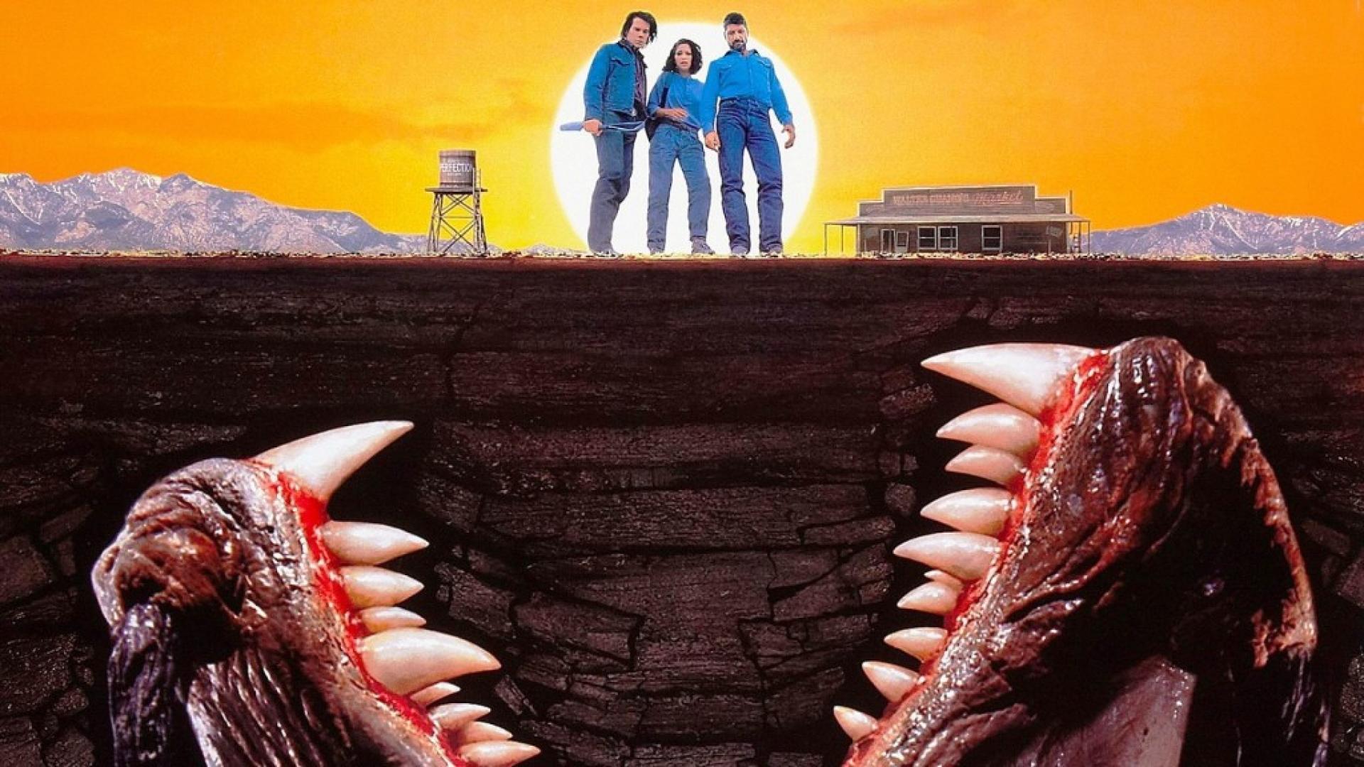 Kevin Bacon és a Tremors kaszát kapott