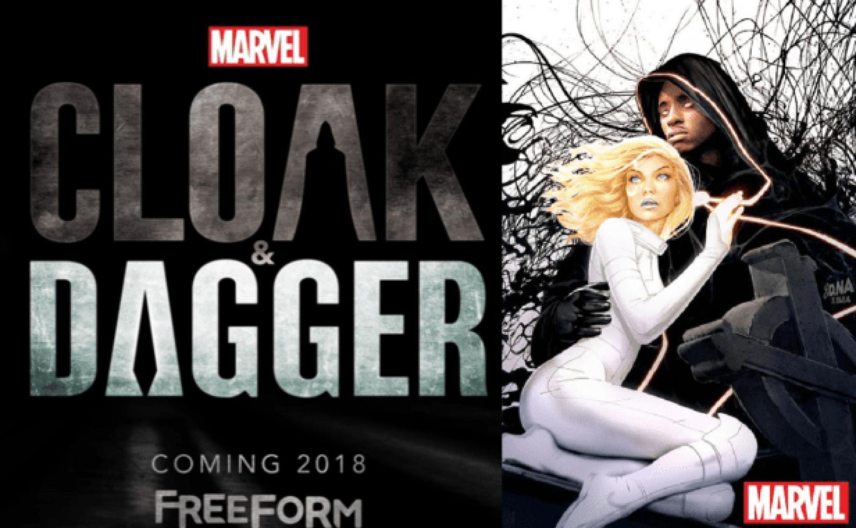Hamarosan érkezik a Cloak and Dagger