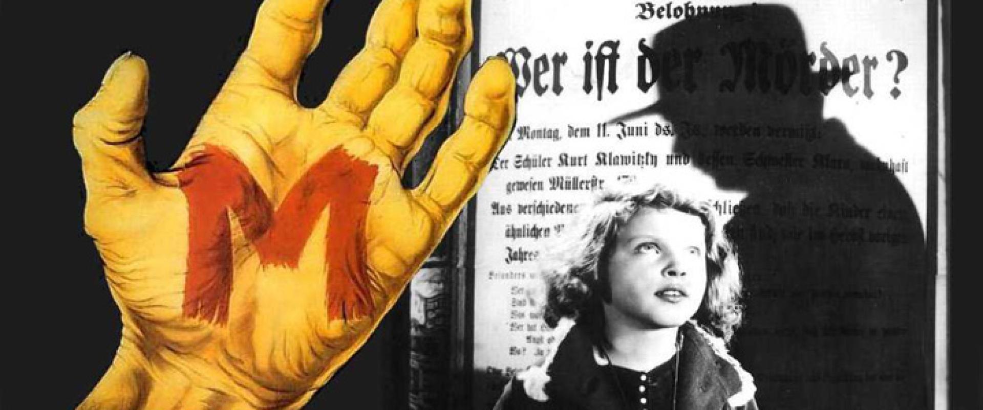 M - Egy város keresi a gyilkost (1931)