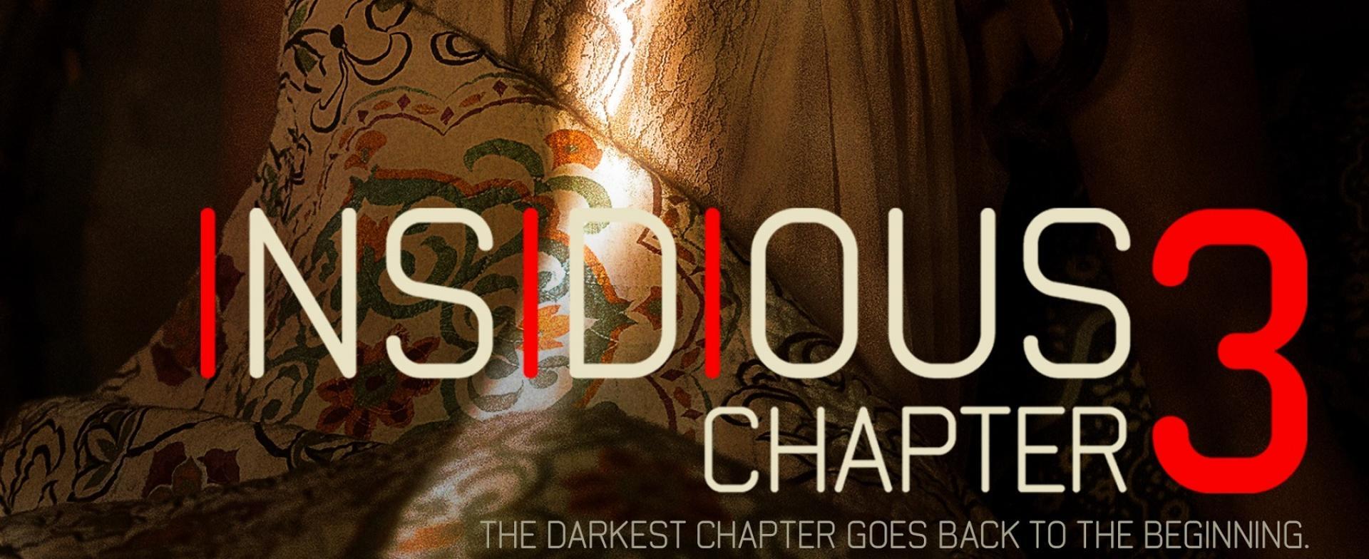 Insidious: Chapter 3-nyereményjátékra készüljetek!