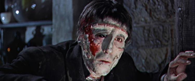 The Curse of Frankenstein - Frankenstein átka (1957) - Misztikus
