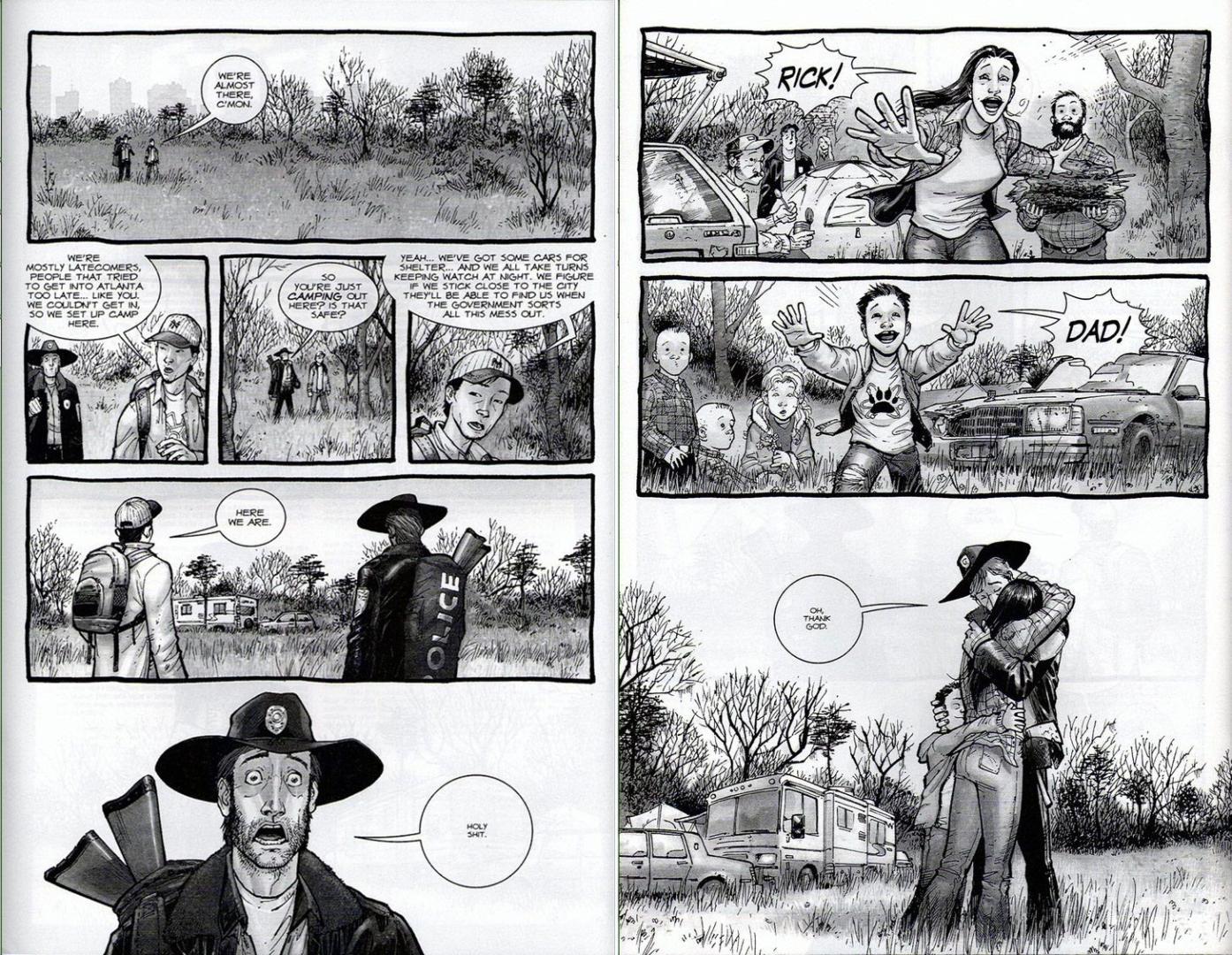 The Walking Dead: 1. kötet 7. kép