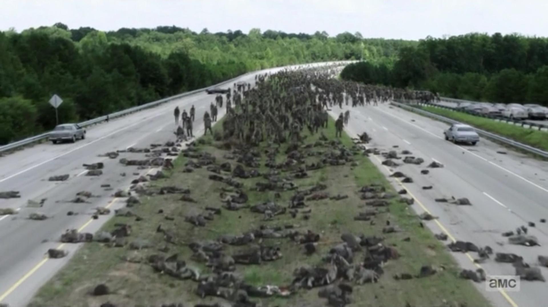 The Walking Dead 7x09 3. kép
