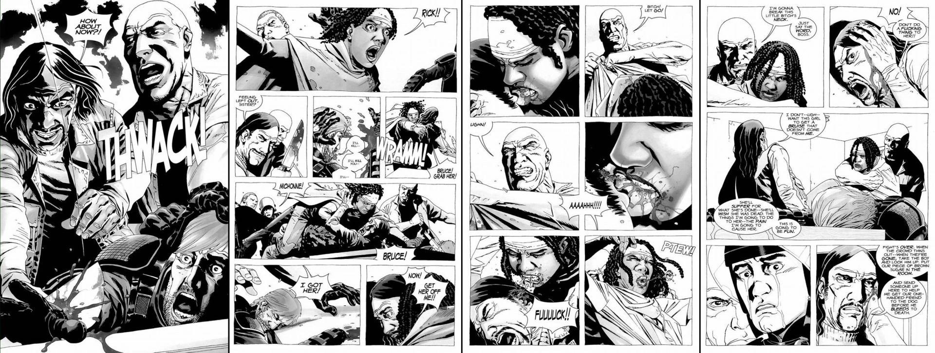 The Walking Dead 5. kötet 6. kép