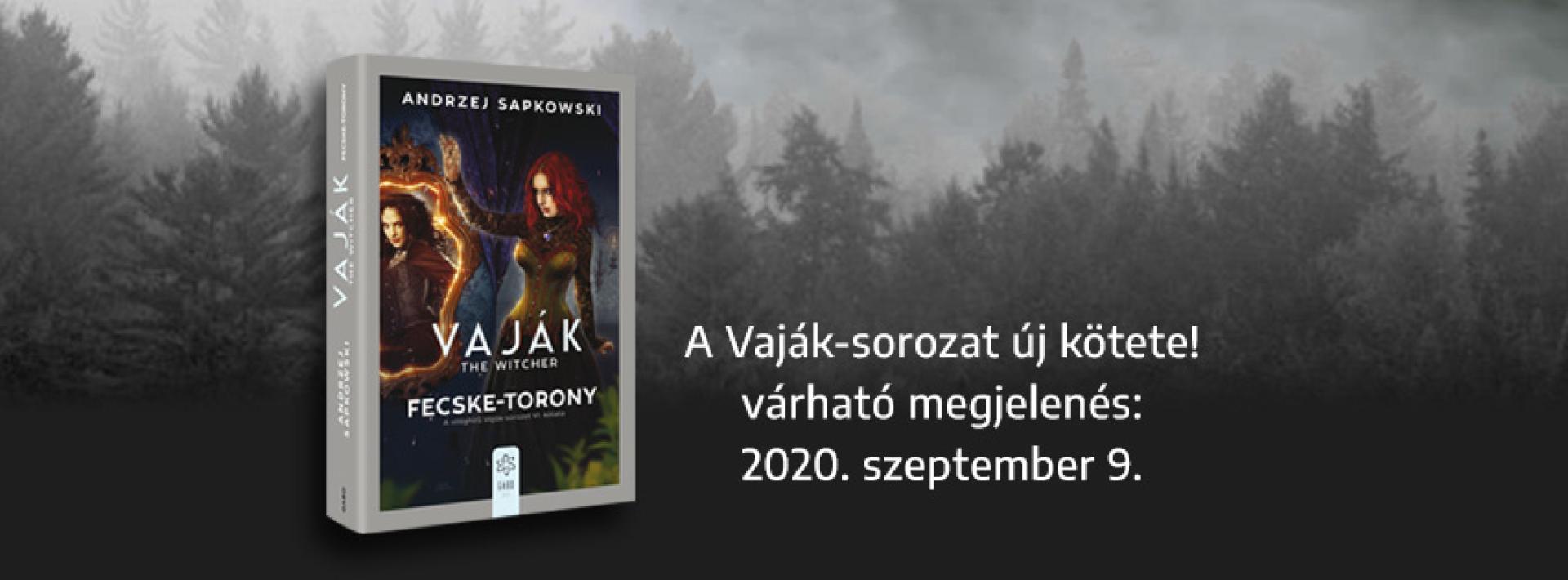 Andrzej Sapkowski: Fecske–torony