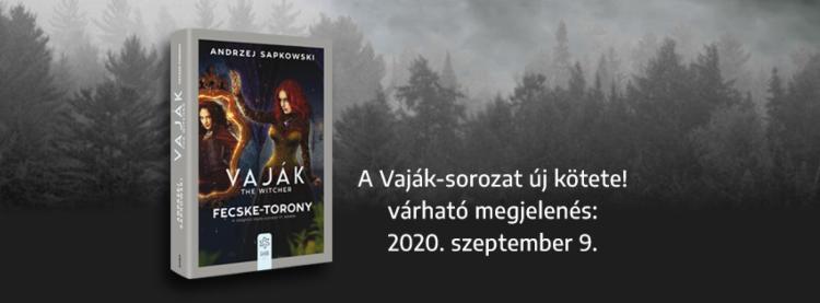 Andrzej Sapkowski: Fecske–torony - Regény