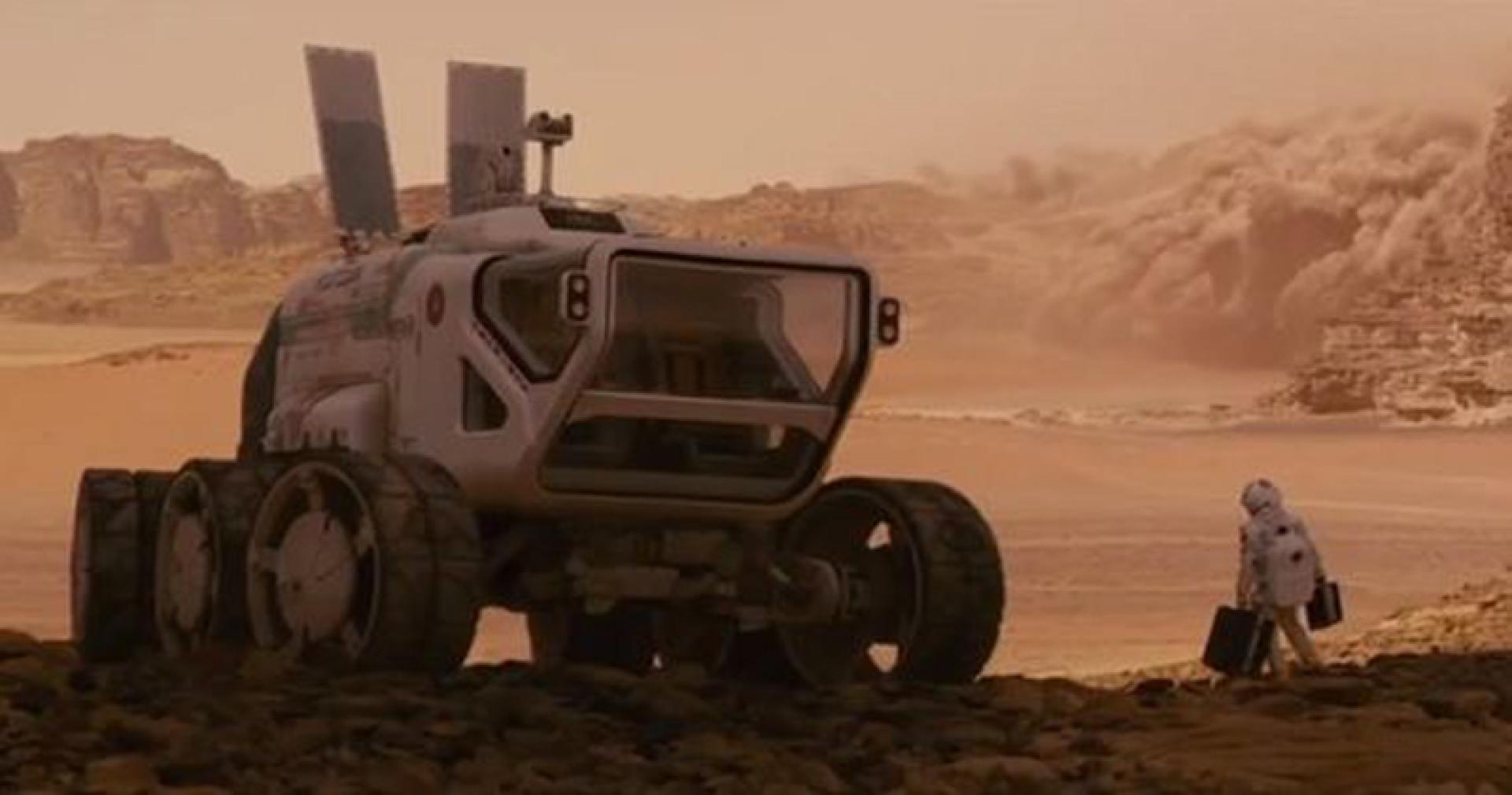 MARS - Az utolsó napok 1. kép