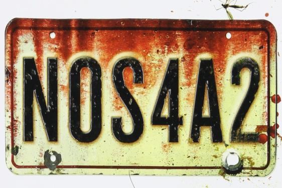 Joe Hill: NOS4A2 - Regény