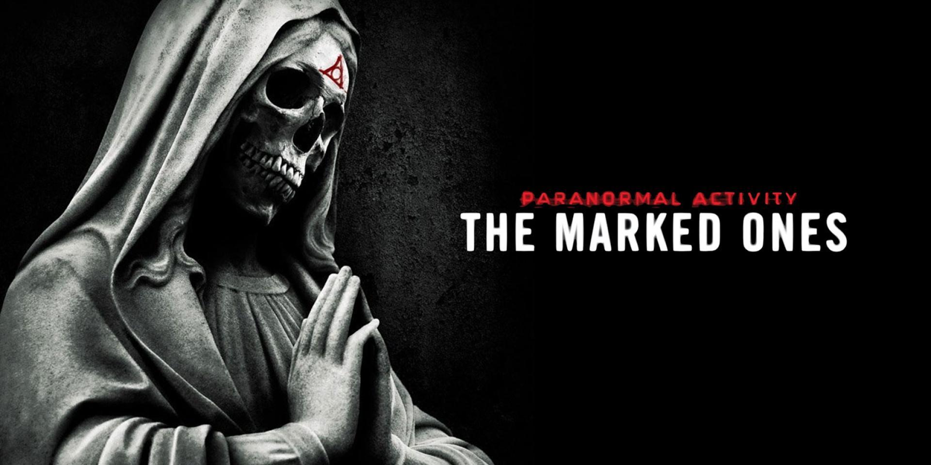 Paranormal Activity: The Marked Ones - Parajelenségek: A megjelöltek (2014)