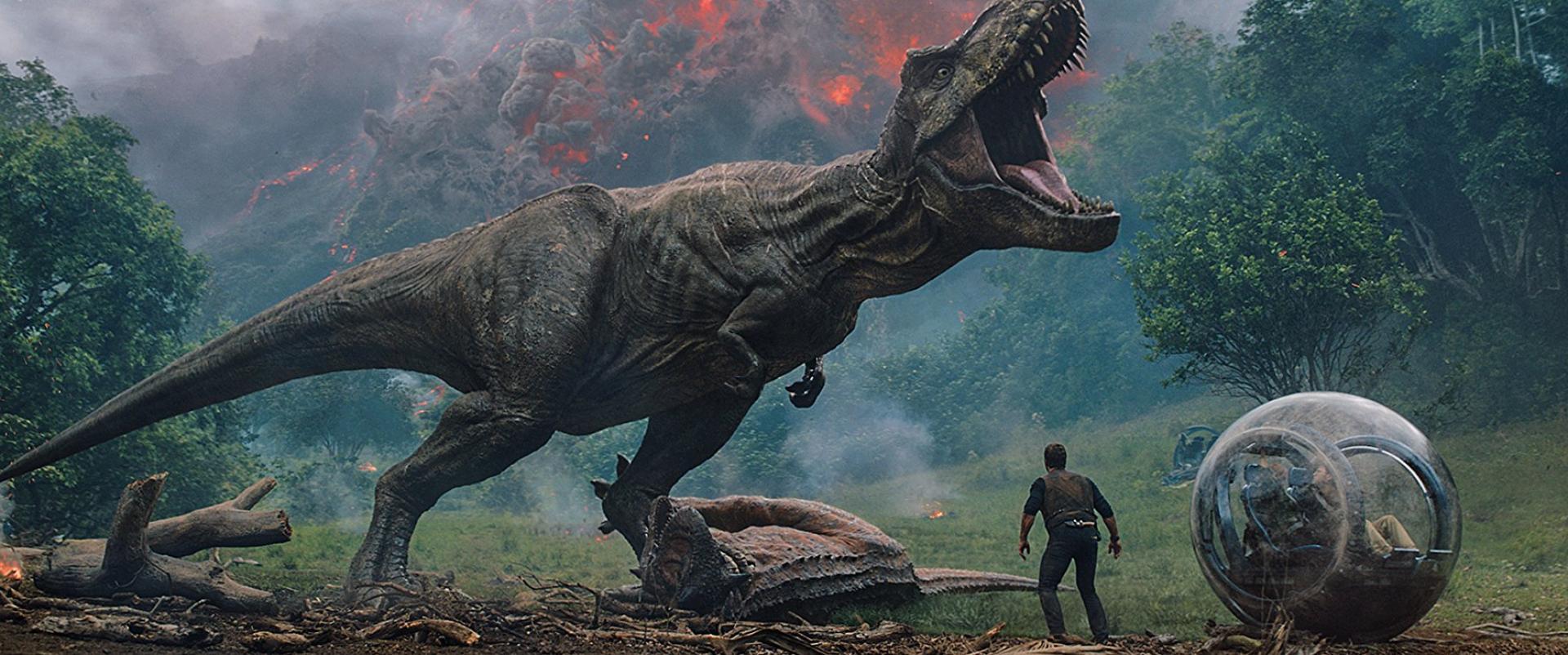 Jurassic World: Fallen Kingdom / Jurassic World – Bukott birodalom (2018)
