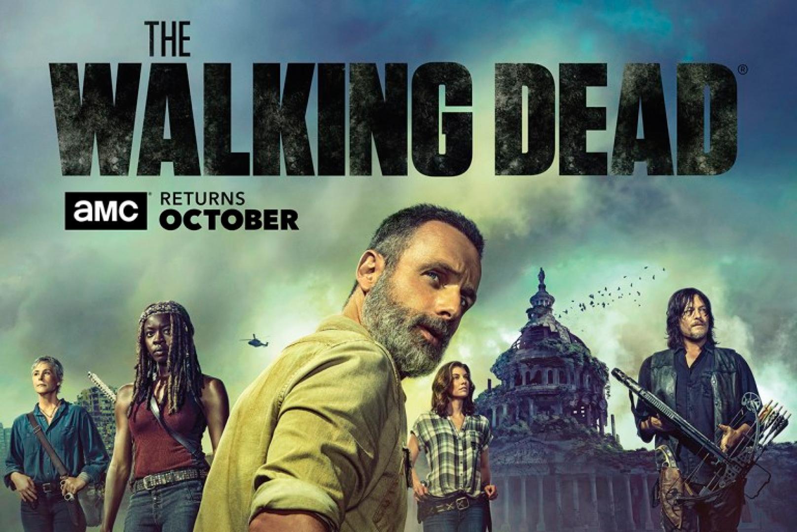 Tényleg távozik az alapszereplő a The Walking Dead-ből