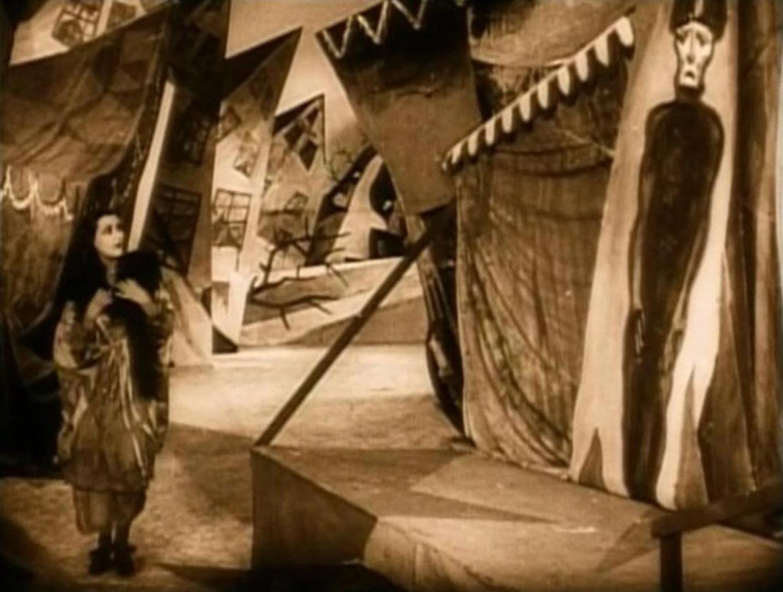 Das Cabinet des Dr. Caligari (1920) 1. kép