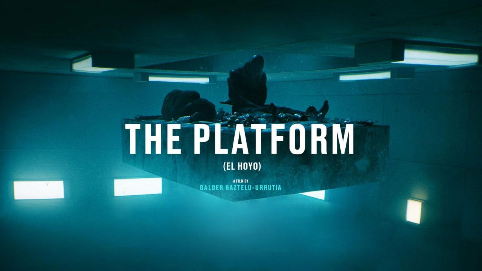 El hoyo / A platform (2019)