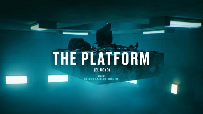 El hoyo / A platform (2019) - Spanyol Extrém