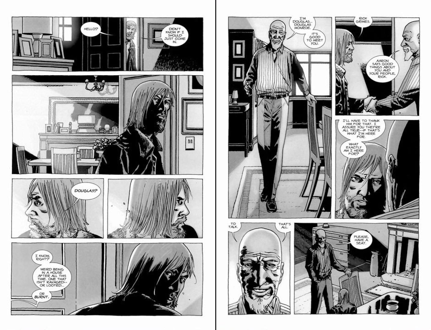 The Walking Dead képregény 12. kötet 08. kép
