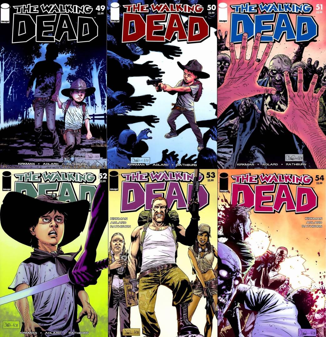 The Walking Dead 9. kötet 8. kép