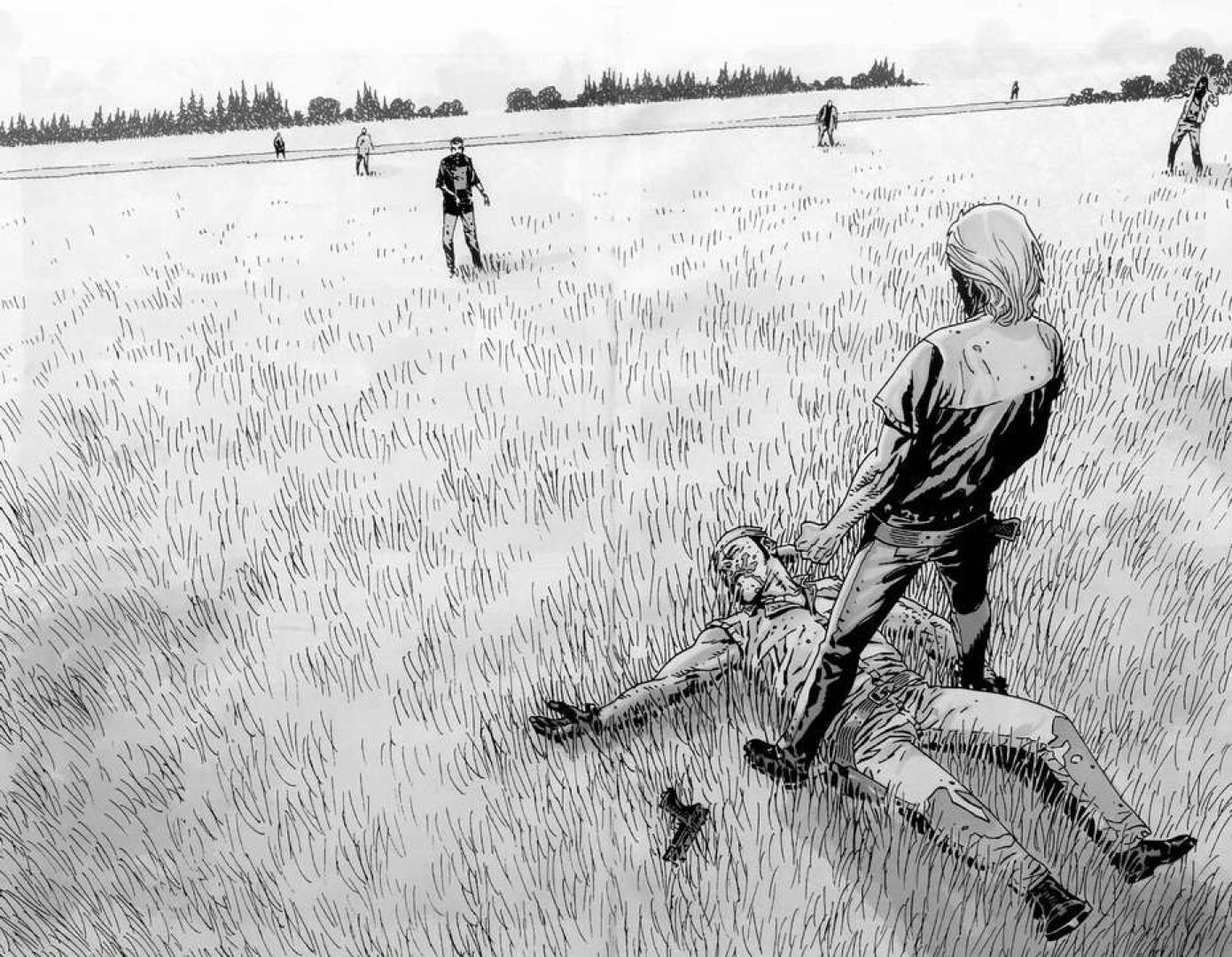 The Walking Dead 6. kötet 6. kép