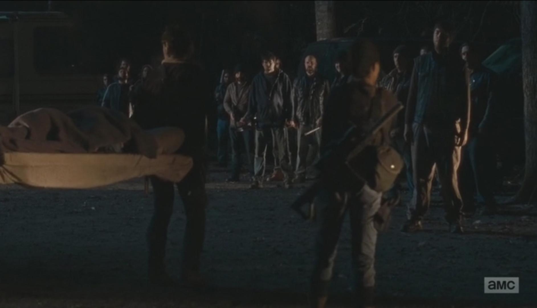 The Walking Dead 6x16 7. kép