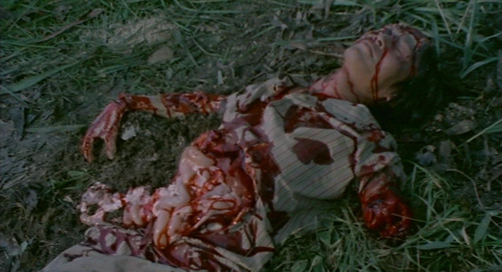 Zombi holokauszt (1980) 2. kép